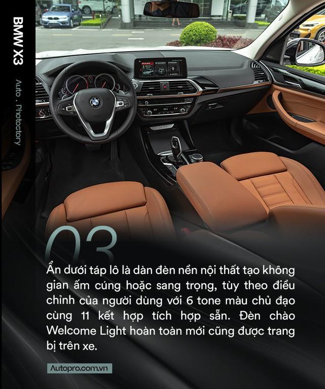 BMW X3 chinh phục khách hàng Việt bằng trang bị - Ảnh 3.