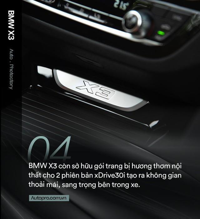 BMW X3 chinh phục khách hàng Việt bằng trang bị - Ảnh 4.
