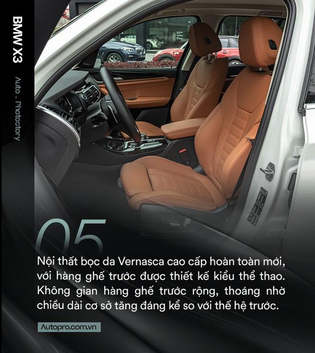 BMW X3 chinh phục khách hàng Việt bằng trang bị - Ảnh 5.