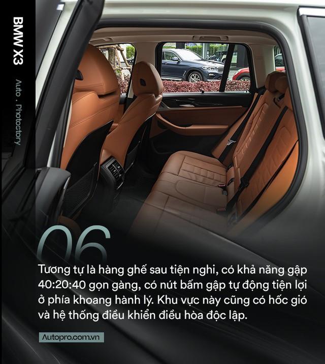 BMW X3 chinh phục khách hàng Việt bằng trang bị - Ảnh 6.