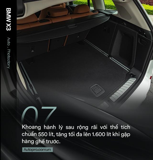 BMW X3 chinh phục khách hàng Việt bằng trang bị - Ảnh 7.
