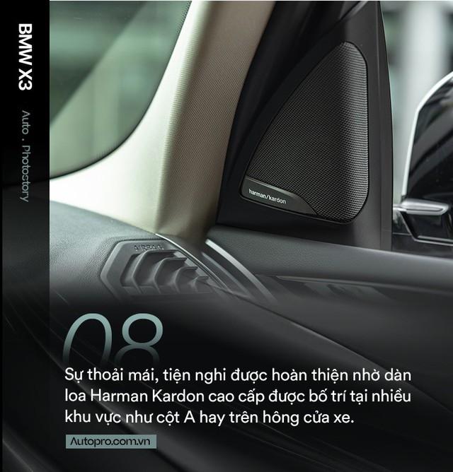 BMW X3 chinh phục khách hàng Việt bằng trang bị - Ảnh 8.