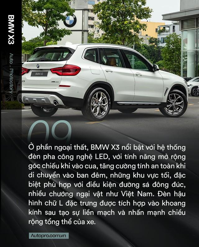 BMW X3 chinh phục khách hàng Việt bằng trang bị - Ảnh 9.