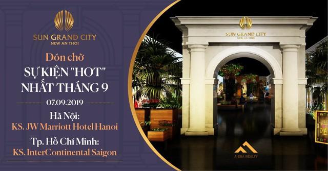 Ra mắt khu đô thị đảo Sun Grand City New An Thoi: trung tâm kết nối đa chiều Nam Phú Quốc - Ảnh 2.  Ra mắt khu đô thị đảo Sun Grand City New An Thoi: trung tâm kết nối đa chiều Nam Phú Quốc photo 2 15676541124441027354788