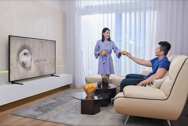 Ai sẽ là người tiếp theo sở hữu chiếc TV QLED 8K quý tộc này? - Ảnh 2.