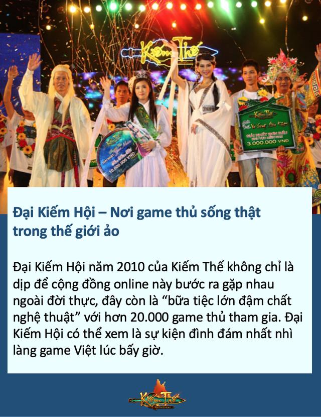 Hành trình 10 năm Kiếm Thế đồng hành cùng game thủ Việt - Ảnh 2.