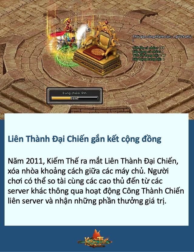 Hành trình 10 năm Kiếm Thế đồng hành cùng game thủ Việt - Ảnh 3.