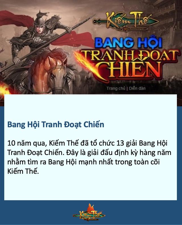 Hành trình 10 năm Kiếm Thế đồng hành cùng game thủ Việt - Ảnh 6.