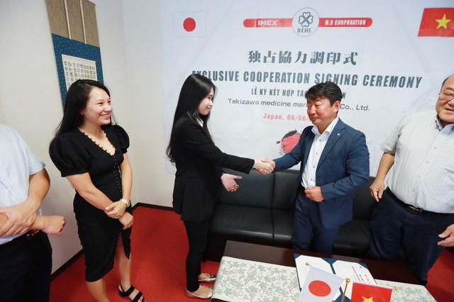 - photo 1 1567832500589380581733 - BEHE Việt Nam và Imex ký kết hợp tác độc quyền với tập đoàn Takizawa