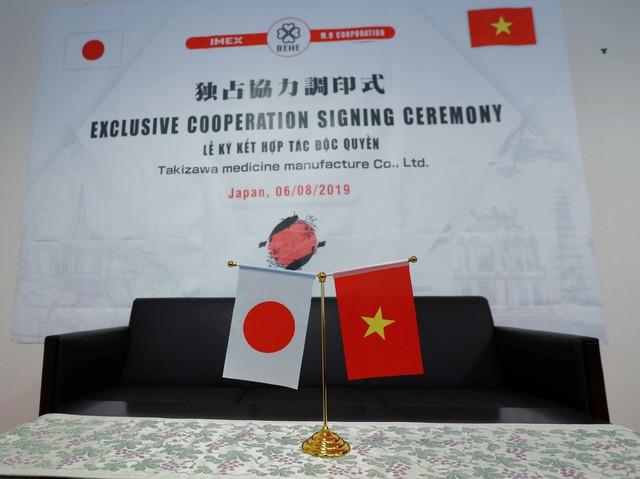 - photo 3 1567832502522510019096 - BEHE Việt Nam và Imex ký kết hợp tác độc quyền với tập đoàn Takizawa