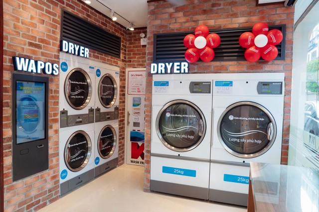 Wash Friends giới thiệu mô hình cửa hàng giặt sấy chuẩn Hàn Quốc tại Việt Nam - Ảnh 2.