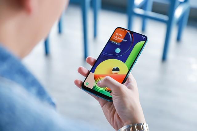 Samsung Galaxy A50s: thêm lựa chọn smartphone 4 camera đa năng với thiết kế mới lạ - Ảnh 5.