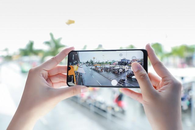 Samsung Galaxy A50s: thêm lựa chọn smartphone 4 camera đa năng với thiết kế mới lạ - Ảnh 7.