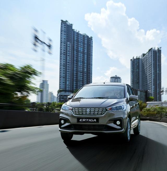 Suzuki có gì để chinh phục thị trường Việt?