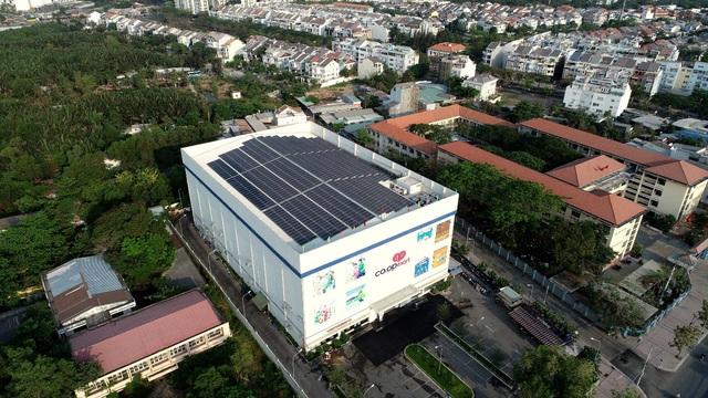 Học hỏi giải pháp tiết kiệm điện hiệu quả từ Saigon Co.op - Ảnh 1.
