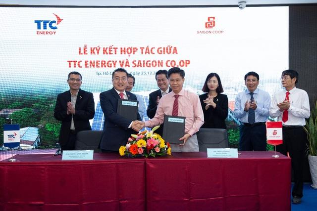 Học hỏi giải pháp tiết kiệm điện hiệu quả từ Saigon Co.op - Ảnh 2.