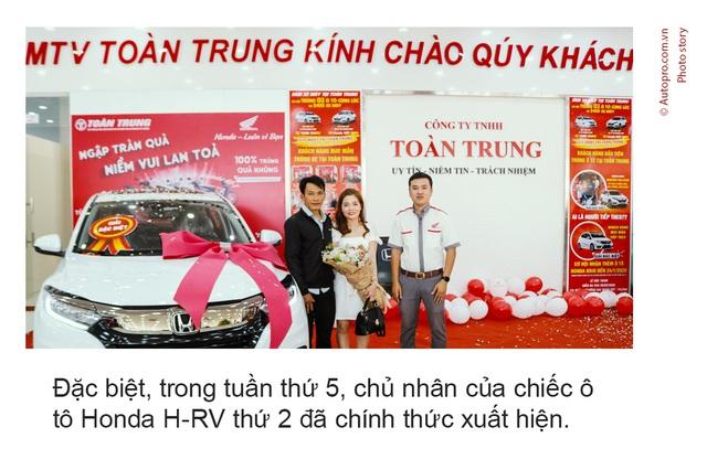 3.919 khách hàng đã may mắn trúng thưởng xe Honda trong hơn 1 tháng - Ảnh 4.