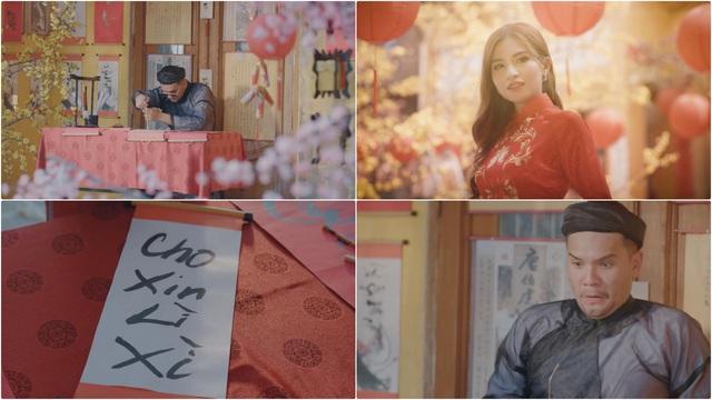 """Lời nguyền xin lì xì của """"em gái"""" Shin Hồng Vịnh cuối cùng đã được Nhikolai Đinh hóa giải bằng trận mưa tài lộc - Ảnh 3."""