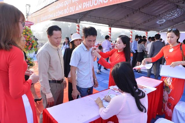 Phương Nam River Park hút khách trong lễ công bố dự án - Ảnh 2.