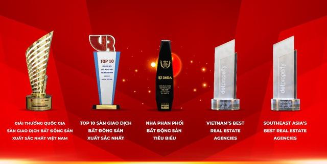 """DKRA Vietnam giữ vững danh hiệu: """"Nhà phân phối Bất động sản tiêu biểu"""" 3 năm liên tiếp - Ảnh 2."""