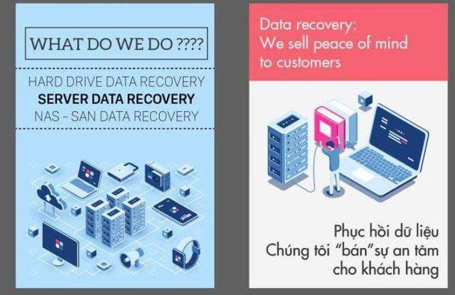 """Dịch vụ """"cấp cứu"""" dữ liệu: Khi doanh nghiệp """"bán"""" sự yên tâm cho khách hàng - Ảnh 3."""