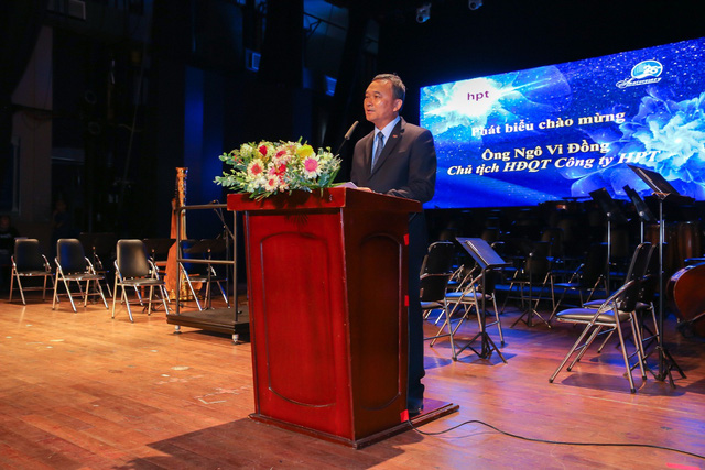 Thứ trưởng Bộ Thông Tin & Truyền thông trao bằng khen cho HPT Việt Nam nhân lễ kỉ niệm 25 năm thành lập - Ảnh 4.