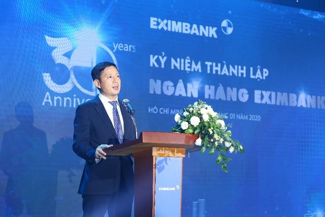 Eximbank kỷ niệm 30 năm thành lập:  Đồng hành và tiếp bước bước vươn xa - Ảnh 1.