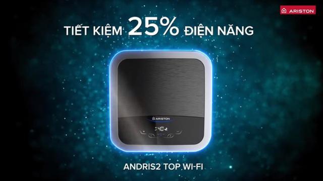 Bình nước nóng Wi-Fi: Giải pháp tiên tiến dành cho các căn hộ thông minh - Ảnh 2.