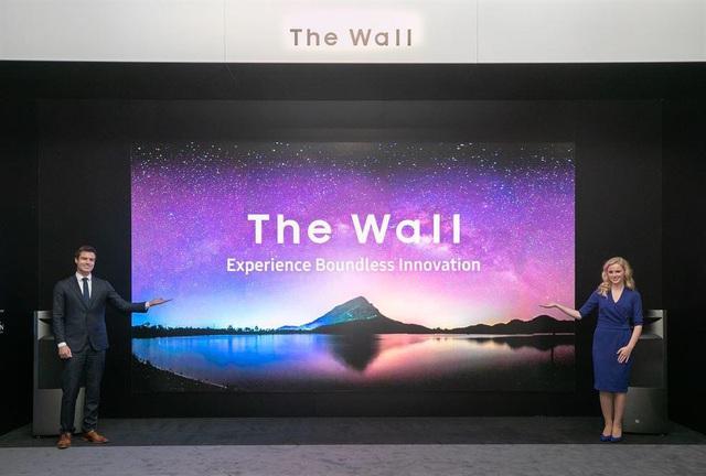 Loạt thiết bị độc lạ khác thường của Samsung làm bừng sáng Hội chợ công nghệ hàng đầu thế giới - Ảnh 2.