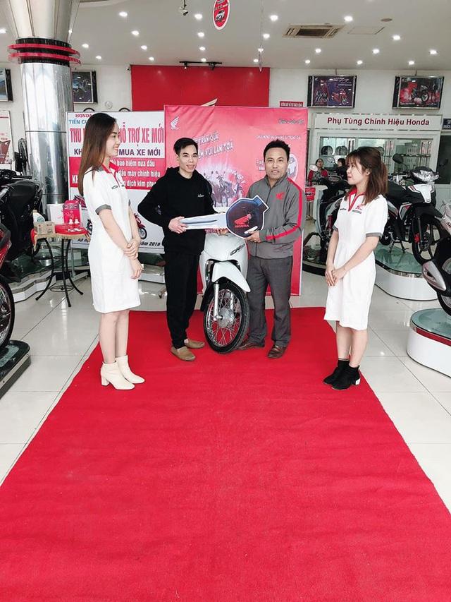 Gần 100.000 khách Việt nhận quà khủng khi mua xe máy Honda, 3 người trúng cả ô tô hơn 800 triệu đồng - Ảnh 2.