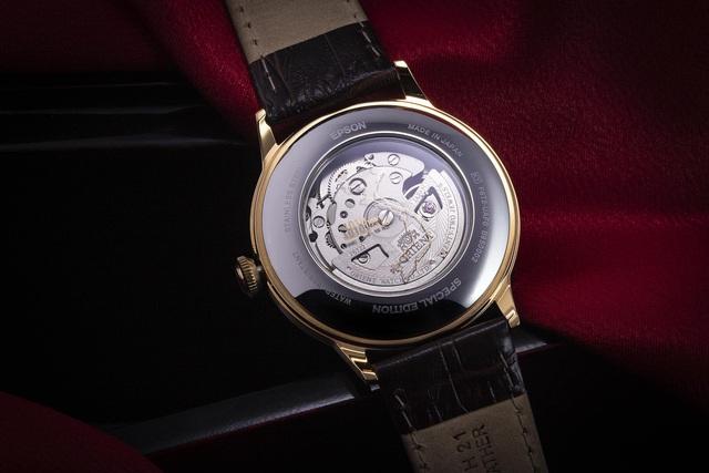 Orient 1010 - Món quà tưởng thưởng cho những nhân viên ưu tú - Ảnh 1.