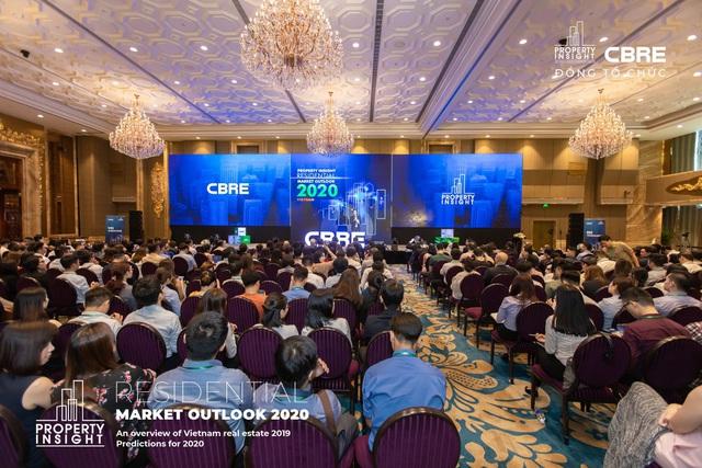 Thị trường căn hộ hạng sang TP HCM 2019 và triển vọng tươi sáng cho năm 2020 - Ảnh 1.
