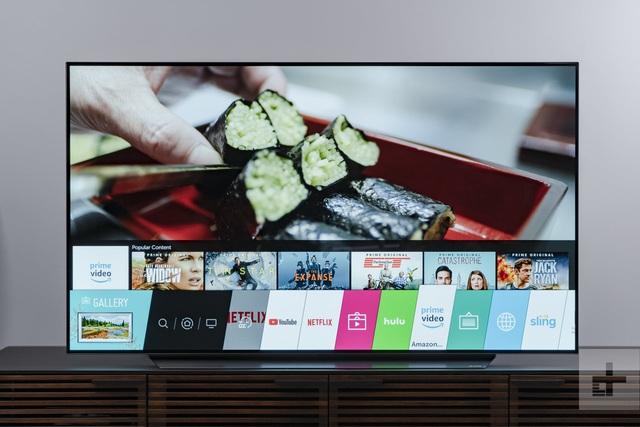 Được nhiều giải thưởng trong nước và quốc tế, TV LG OLED C9 được người mua săn lùng dịp Tết - Ảnh 2.