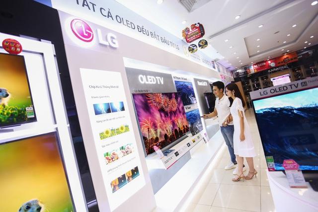 Được nhiều giải thưởng trong nước và quốc tế, TV LG OLED C9 được người mua săn lùng dịp Tết - Ảnh 3.