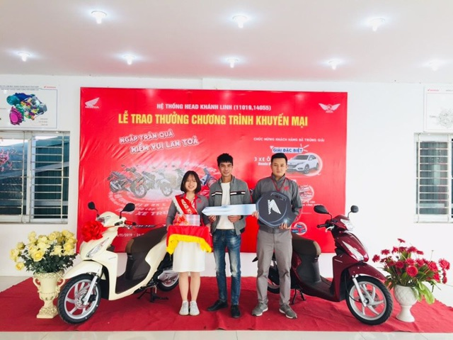 Gần 100.000 khách Việt nhận quà khủng khi mua xe máy Honda, 3 người trúng cả ô tô hơn 800 triệu đồng - Ảnh 5.