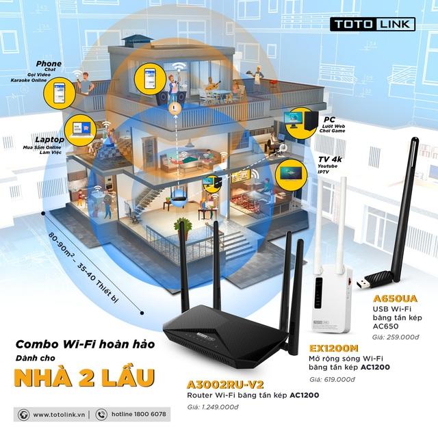 Phủ sóng wifi toàn bộ căn nhà chỉ từ 499k - Ảnh 3.