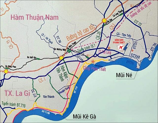 Giới đầu tư tăng tốc đổ về Bình Thuận sau công bố quy hoạch Tân Thành - Ảnh 1.