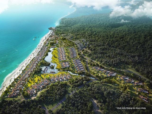 Địa ốc MGV phân phối độc quyền khu nghỉ dưỡng 6 sao Park Hyatt Phu Quoc - Ảnh 1.