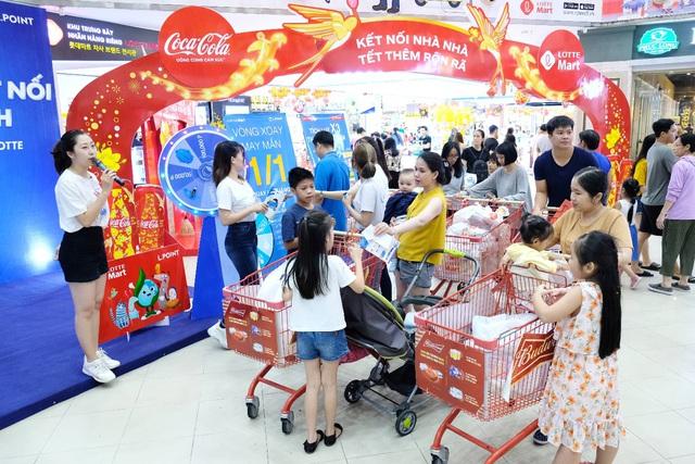 Tham vọng thống nhất dịch vụ CSKH của Lotte tại Việt Nam - Ảnh 1.