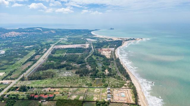 Giới đầu tư tăng tốc đổ về Bình Thuận sau công bố quy hoạch Tân Thành - Ảnh 2.