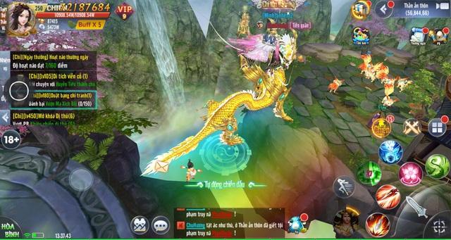 """MMORPG """"vũ trụ tiên hiệp"""" Tiên Duyên Kiếm chính thức phát hành, tặng game thủ giftcode cực phẩm - Ảnh 3."""