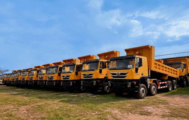 Xe tải IVECO-Hongyan chiếm thị phần lớn tại Trung Quốc - Ảnh 2.