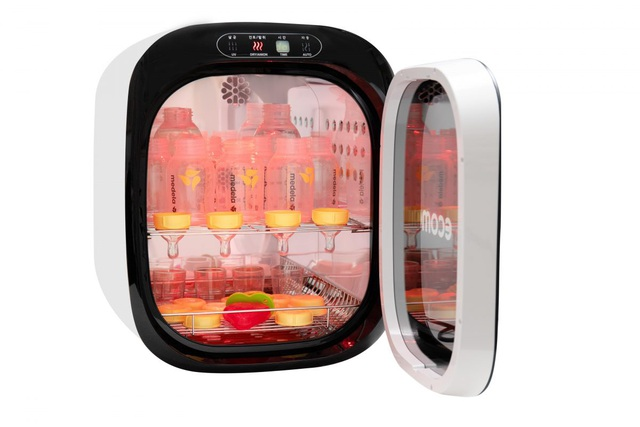 Neoco Hàn Quốc và chiếc máy tiệt trùng sấy khô bằng tia UV chinh phục hàng triệu mẹ bỉm sữa - Ảnh 2.