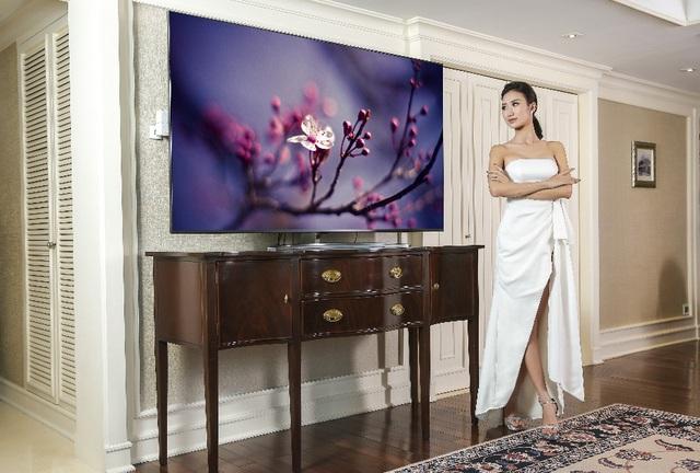 TV LG NanoCell 8K sánh đôi cùng không gian đắt giá tại Hà Nội - Ảnh 3.