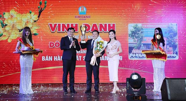 """1.000 nhân viên tham dự gala """"Xuân Khát Vọng"""" của Kim Oanh Group - Ảnh 4."""