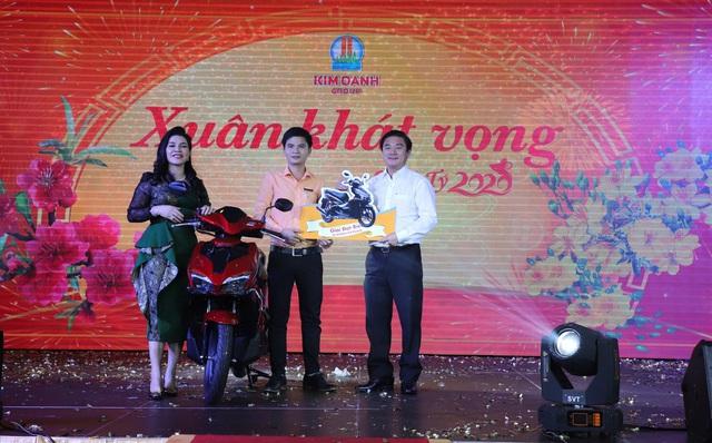 """1.000 nhân viên tham dự gala """"Xuân Khát Vọng"""" của Kim Oanh Group - Ảnh 6."""