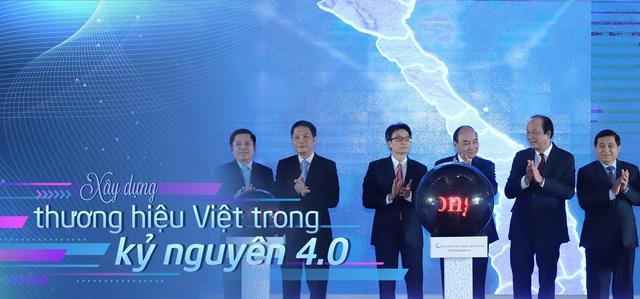 Xây dựng thương hiệu Việt trong kỷ nguyên 4.0 - Ảnh 1.