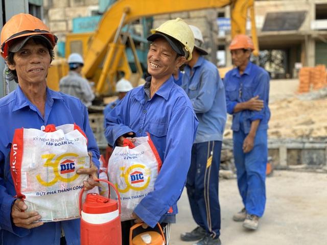 Tập đoàn DIC đóng góp gần 11 tỷ đồng cho công tác an sinh xã hội năm 2019 - Ảnh 1.