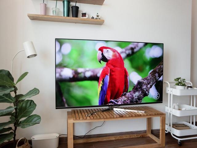 Trải nghiệm tuyệt vời với Casper Android TV 65EG8000: Màn hình 4K HDR, mỏng như iPhone, giá chỉ 25 triệu - Ảnh 5.