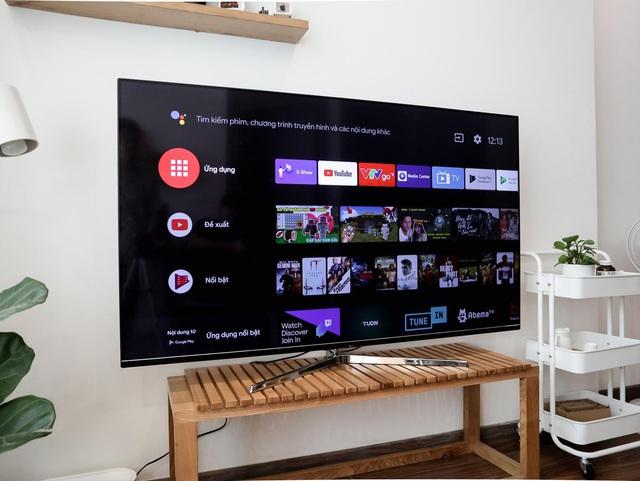 Trải nghiệm tuyệt vời với Casper Android TV 65EG8000: Màn hình 4K HDR, mỏng như iPhone, giá chỉ 25 triệu - Ảnh 6.
